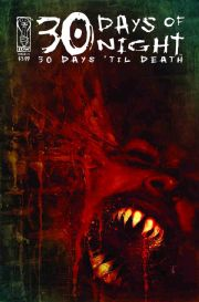 30 Days Of Night Til Death #1 Templesmith Retail Variant (2008) IDW Publishing comic book